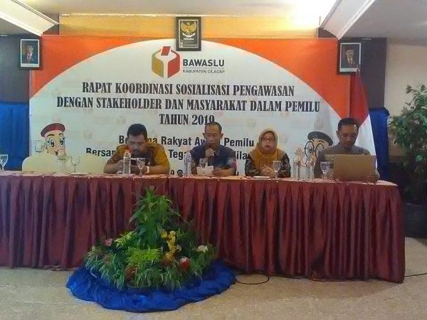 Ikut Sukseskan Pemilu 2019, Iaiig Siap Kerja Sama dengan Bawaslu Cilacap