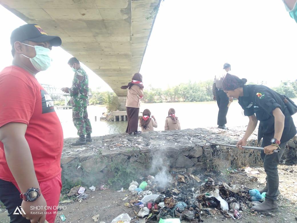 Aksi Peduli Lingkungan, KMPA IGHOPALA Gandeng FORPAGANSI