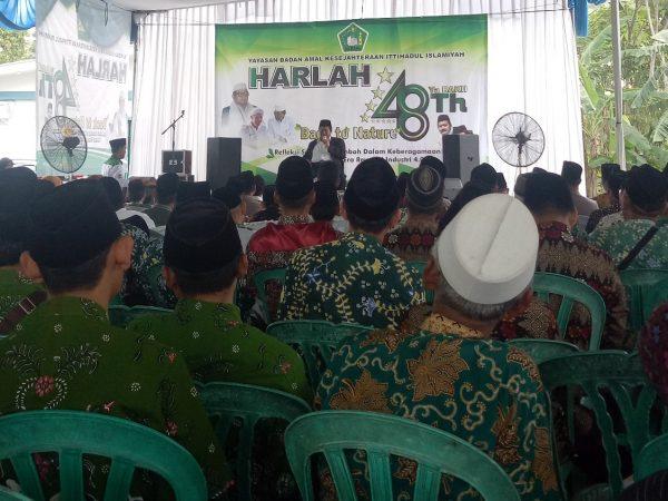 Harlah Yayasan Bakii ke- 48, Seluruh Pimpinan dan Karyawan Iaiig Ikuti Pembinaan