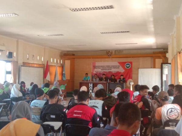 KMPA IGHOPALA Adakan Forum Pemerduli Lingkungan