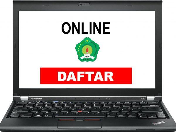Cara Pendaftaran Online Lewat PC Tahun 2020